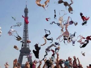 biustonosze w paryzu