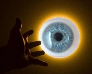 dlon w oku