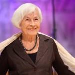 Pani Szaflarska kończy 102 lata