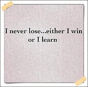 lekcja życia