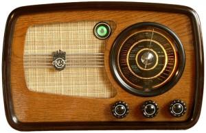 radio garderoba