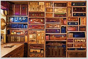 życie w walizce
