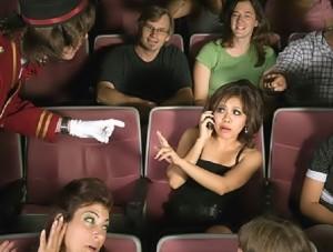 Cham w teatrze