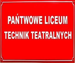 PLTT Państwowe Liceum Technik Teatralnych