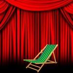 Plażing w teatrze