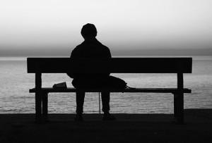 Samotność w święta