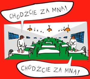 PiS a obrońcy demokracji 2012_charyzmaci_NARODU