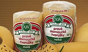 Tvarůžky - nowy smak sera