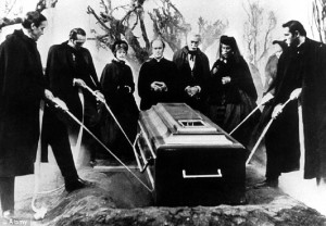 Kultury pogrzeb własny