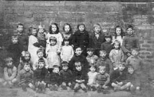 Dzien Dziecka, albo Grupowe Zdjęcie