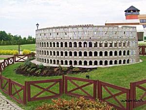 Koloseum w Psiej Wólce