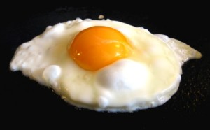 A może usmażyć ci jajka
