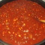 Chili con carne wersja quick