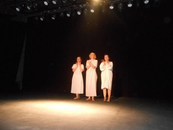 Trzy kobiety koncert na trzy głosy
