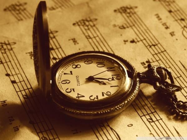 Poeta i zegar