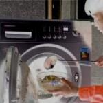 Rosół gotowany w pralce