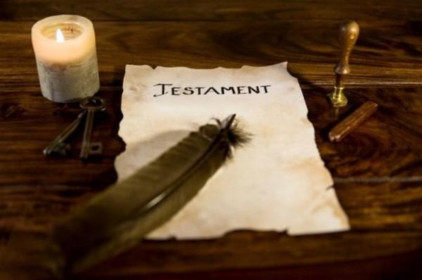 Testament stryja Cezarego