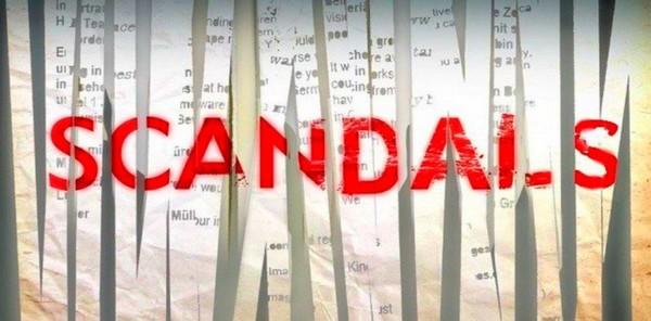 Awantury oraz skandale