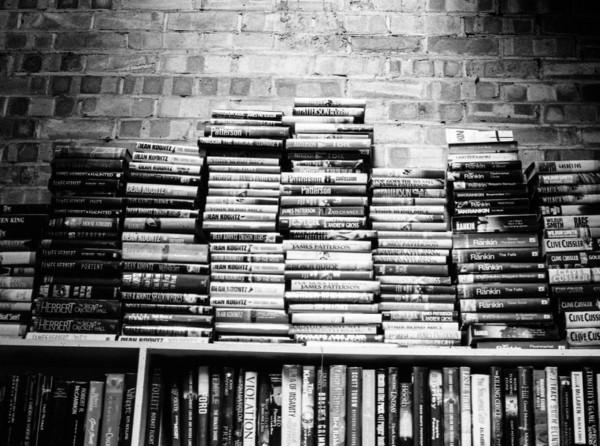 200 książek rocznie zamiast Facebooka