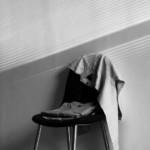 Krzesło obok ktoś tu siedział