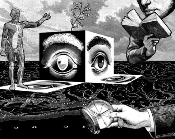 Collage - niech życie stanie się Procesem