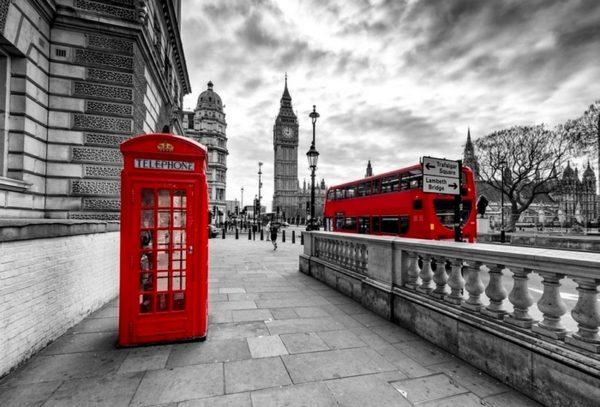 Londyn mój przyjaciel