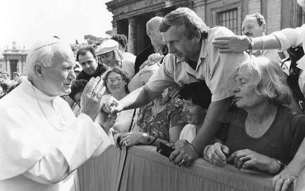 Audiencja u Papieża