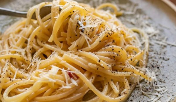 Spaghetti Carbonara (prawdziwe)