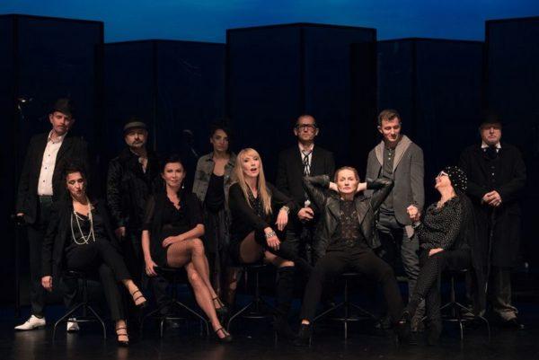 Mafia na scenie