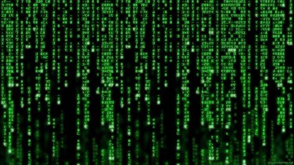 Matrix to świat, świat to matrix