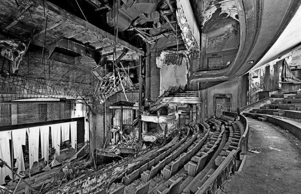 Kto rujnuje Teatr Nowy w Łodzi