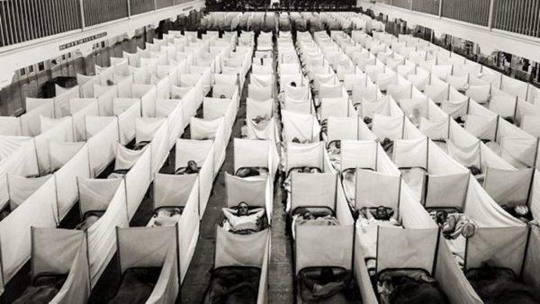 Pandemii skutki w teatrze