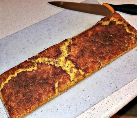 Chlebek kukurydziany