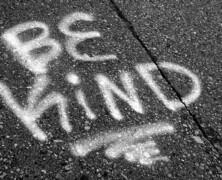Życzliwości droga do szczęścia