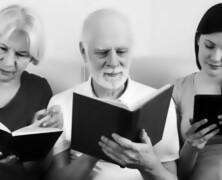 Czytanie książek przedłuża życie