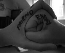 Jesteśmy wrogami samych siebie