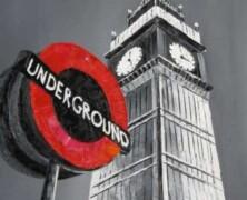 Kolejne dwa łyki Londynu