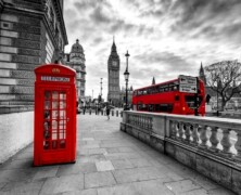 Londyn, mój przyjaciel