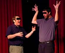 Ośmieszenie w teatrze
