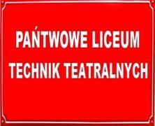 PLTT – Państwowe Liceum Technik Teatralnych