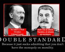 Podwójna moralność podziemia