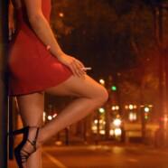 Prostytutki w teatrze