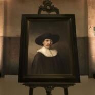 Rembrandt z komputera