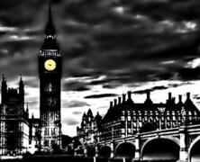 Wsiąkanie w Londyn