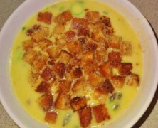 Zupa szparagowa – krem