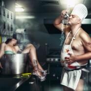 Teatralny kucharz